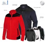 Texstar Fleece Jacket Herr (unisex)