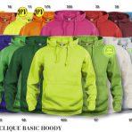 Clique Basic Hoody – Nyhet